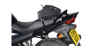 S-Series T5s Tail Pack, OXFORD (black, volume 5 l)