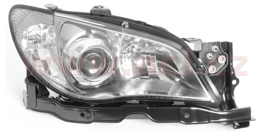 05- headlamp H7+HB3 (electrically operated) R