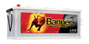 180Ah battery, 950A, left, BANNER Buffalo Bull 510x216x205(225)