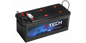 180Ah EFB battery, 1100A, left A-TECH 513x222x195/220