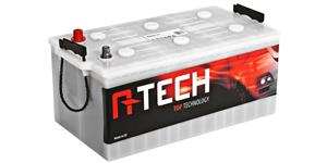 225Ah battery, 1050A, right A-TECH 517x273x212(240)
