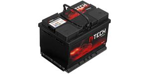 55Ah battery, 450A, right A-TECH 241x175x175