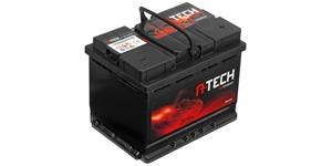 62Ah battery, 480A, right A-TECH 241x175x190