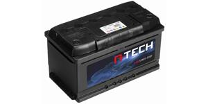 80Ah EFB battery START-STOP, 750A, right A-TECH 315x175x175