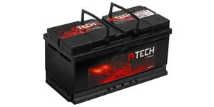 88Ah battery, 660A, right A-TECH 354x175x175