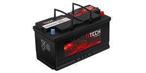 95Ah battery, 720A, right A-TECH 354x175x190
