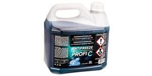 ANTIFREEZE G11 3 l for a radiator - 100 % concentrated ( 1:1 to temerature -39° C) (blue, green, yellow)
