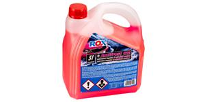 ANTIFREEZE G12 3 l for a radiator - 100 % concentrated ( 1:1 to temerature -40° C) (red)