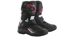 boots BELIZE DRYSTAR HONDA collection 2021, ALPINESTARS (black/white/red)