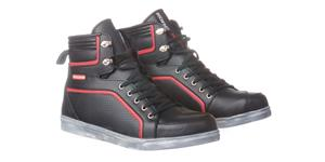 boots Commuter, KORE (black/red)