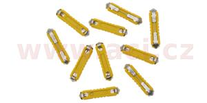 car fuse round 5A (set 10 pcs)