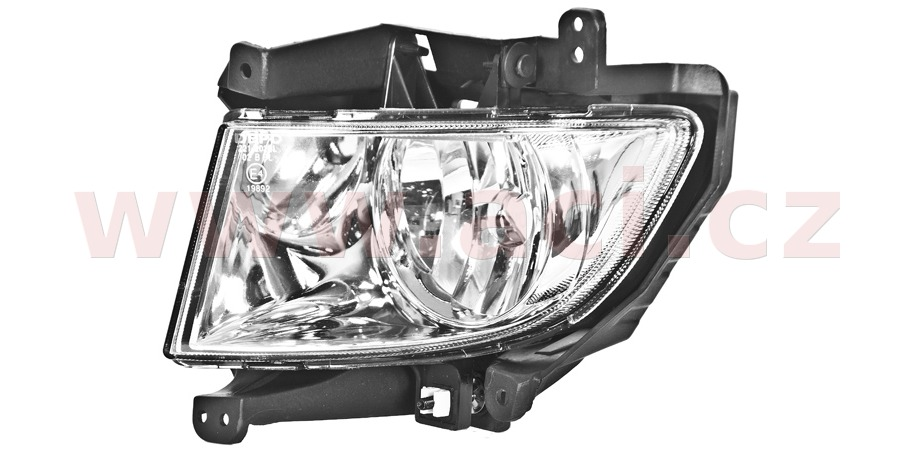 fog headlamp H27 L