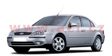 Ford MONDEO   10/2000-7/2007
