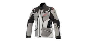 jacket REVENANT GORE-TEX PRO, TECH-AIR compatible, ALPINESTARS (black/mid gray/anthracite red)