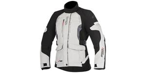 jacket STELLA ANDES DRYSTAR, ALPINESTARS, lady (light grey/grey/black)