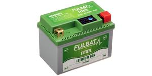 lithium battery  LiFePO4  FULBAT  12V, 2,4Ah, 170A, weight 0,45 kg, 113x70x85