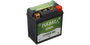 lithium battery  LiFePO4  FULBAT  12V, 2Ah, 120A, 92x52x90 (for motorcycles KTM)