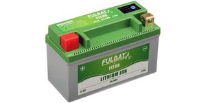 lithium battery  LiFePO4  FULBAT  12V, 3Ah, 210A, weight 0,56 kg, 150x66x93