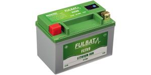 lithium battery  LiFePO4  FULBAT  12V, 3Ah, 210A, weight 0,61 kg, 150x87x105