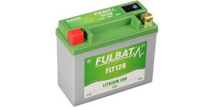 lithium battery  LiFePO4  FULBAT  12V, 5Ah, 350A, weight 0,82 kg, 150x66x130