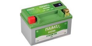 lithium battery  LiFePO4  FULBAT  12V, 5Ah, 350A, weight 0,85 kg, 150x87x93