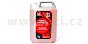 MILLERS OILS Alpine Antifreeze Extend - Red - 5 l