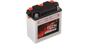 motobattery 6V, 6N11A-3A, 11Ah, conventional 122x62x132