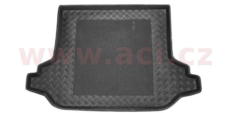 plastic trunk mat of luggage boot with antiskid adjustment Combi