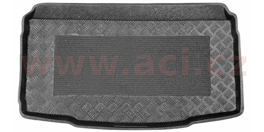 plastic trunk mat of luggage boot with antiskid adjustment (lower)