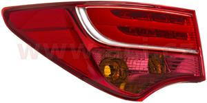 rear lamp LED  L
