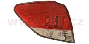 rear lamp outer without socket Kombi L