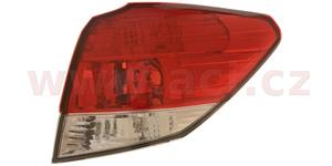 rear lamp outer without socket Kombi R