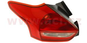 rear lamp without lamp base L