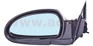 rear view mirror mechanically operated L