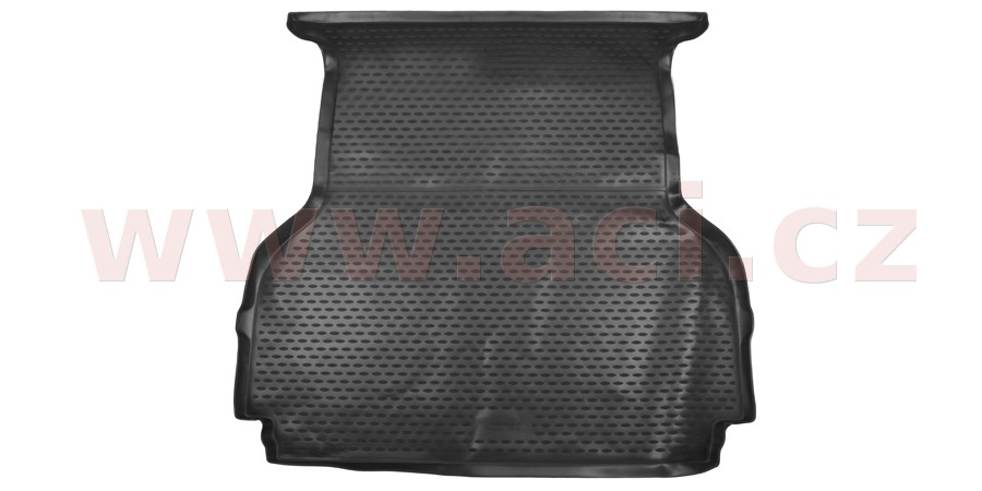 rubber trunk mat of luggage boot with antiskid adjustment