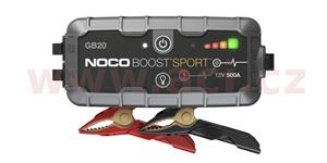 startovací box + power banka, startovací proud 500 A, NOCO GENIUS BOOST SPORT GB20 (NOCO USA)